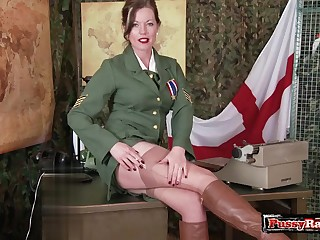 Military Doll Hot Solo