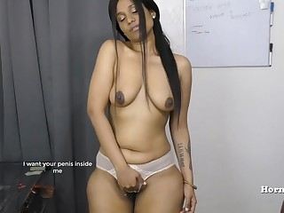 Indian Aunty seducing her nephew POV with reference to Tamil