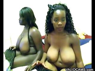 Stirring Black Auntie Nymphomaniac