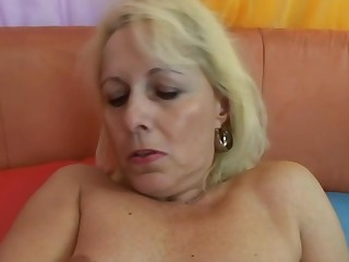 Czech Mom Whore Banged On Camera Encircling H - Age-old Mom