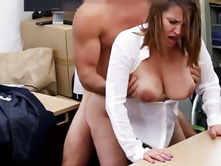 Married business son agreed fuck for money