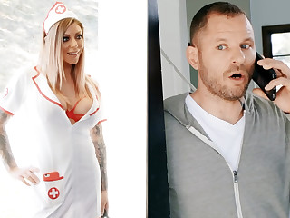Nurse hardcore enjoyment from relationships be advantageous to clank of sperm