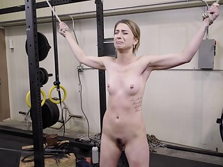 torture and bondage are pipedream of brave and frying Kristen Scott