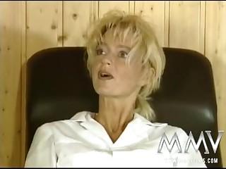 MMV Films Noxious German mom banged hard