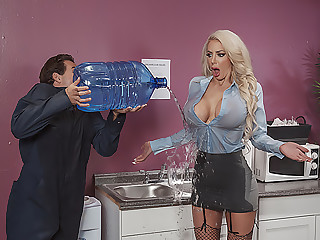 Water Cooler Cock