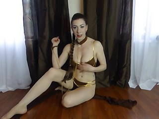 Slave Leia's SPH adjacent to Nudity - SammyStrips