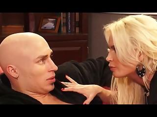 Stepmom Loves Son's Gigantic Penis