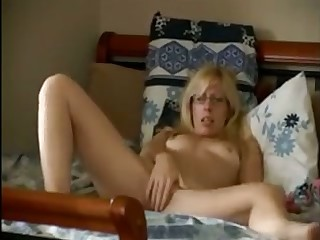 This dirty orgasm MILF is losing control of their way body
