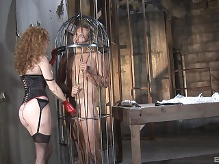 Kinky and nasty Audrey Hollander likes to play all dealings jubilation