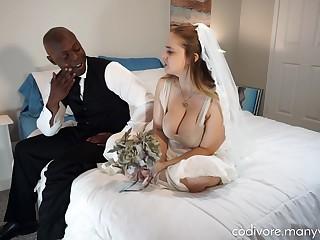 Codi Vore - interracial hardcore porn pellicle