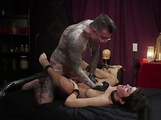 Alt master anal bangs shemale slave