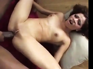 Huge Black cock ass fucking plus cumming inside
