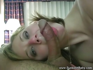 Amateur Wife Is Be imparted to murder Best Cocksucker In Town That Blow
