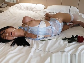 Beautiful chinese tickle bondage 6