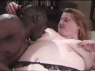 This BBW slattern never keeps her house videos private and she loves black cock