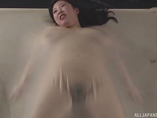 Kinky torture session for helpless Japanes model Oomori Shizuka