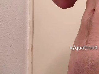 Please don't like this unless you'd suck on my fat cock