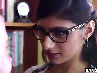 BANGBROS - Mia Khalifa is Back and Sexier Than Ever! Check Euphoria Out!