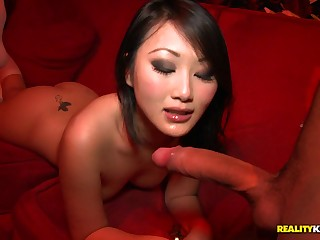 Victuals chinese mademoiselle almost knee highs takes wood from the back almost public